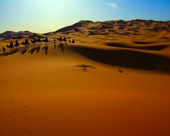 Великолепная Африка: Алжир и Марокко