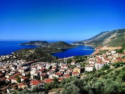 Анталья - один из красивых регионов Турции
