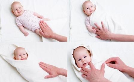 Почему так важно пеленать ребёнка?