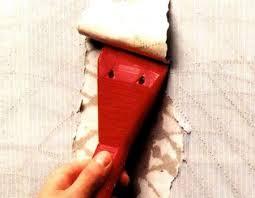 Как легко удалить обои со стен