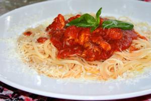 Как приготовить макароны с соусом
