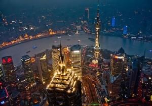 Шанхай самый крупный финансовый и культурный центр Китая