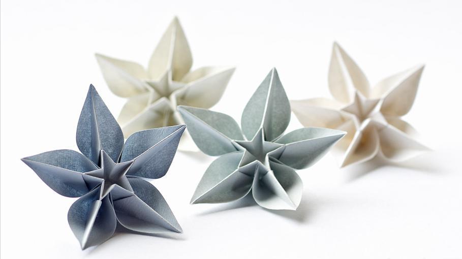 Оригами, история и виды
