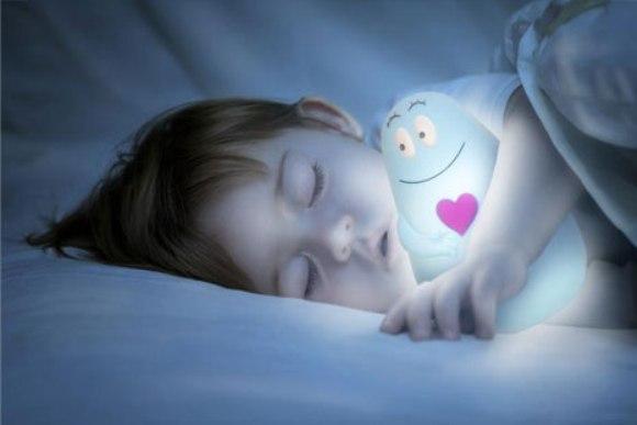 Как ребёнку перестать бояться темноты