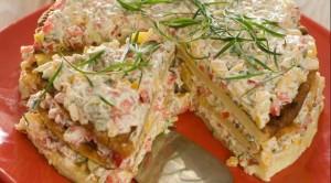 Кабачковый торт жасау рецепті